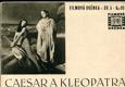 Caesar a Kleopatra : Filmová okénka : obrázkový měsíčník pro soudobou filmovou tvorbu