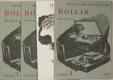 Hollar - Sborník umění grafického, roč. XII, sv. I-IV