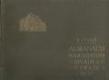 Almanach Národního divadla v Praze : II. vyd. , uspořádal V. Zintl, vicerežisér Národního divadla v Praze