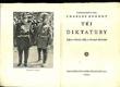 Tři diktatury : Zápas o řízení války ve Francii 1914-1918