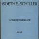 Goethe - Schiller - korespondence