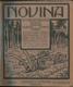 Novina - List duševní kultury České, ročník I., 1908