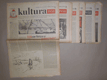 Kultura - týdeník pro kulturu a umění, 1958