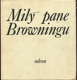 Milý pane Browningu - výbor z korespondence Elizabeth Barrettové-Browningové a Roberta Browninga