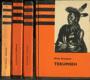 Tekumseh I-IV Vyprávění o boji rudého muže, sepsané podle starých pramenů