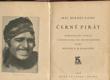 Černý Pirát - Dobrodružný román s reprodukcemi dle stejnojmenného filmu