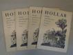 Hollar- sborník grafického umění, ročník XIX,svazek 1-4