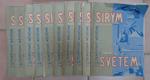 Širým světem - Zeměpisný měsíčník ročník XIII. 1935 1-10 komplet