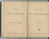 Zpěvy pošumavského dudáka III. děje 1887-1890