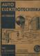 Auto elektrotechnika 40 tabulek