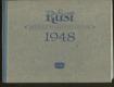 Růst - Měsíčník pro živnotní kulturu, ročník II, 1948