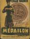 Měděný medailon - detektivní román