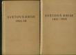 Světová krise 1911-1918, Díly 1,2,3