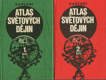 Kapesní atlas světových dějin 1. a 2. díl