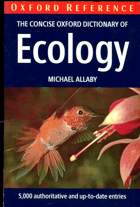 Allaby,Michael: Ecology, 1994