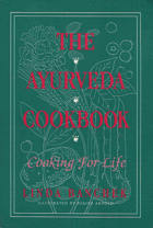 Banchek, Linda: The Ayurveda Cookbook - Cooking for Life - American Edition, 1990