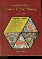 Standard catalog of world paper money. Volume 1, Specialized issues, 1984
