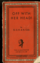 Cole,M.: Off with her head!, [1939]