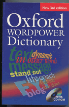 Oxford Wordpower Dictionary - New 3rd Edition - bez CD, 2006
