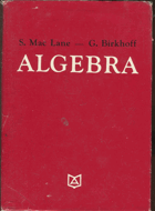 Mac Lane, Saunders: Algebra, 1972