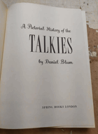 Blum, Daniel: A Pictorial History of the Talkies, 1958