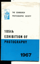 105th exhibition of photography, 1967