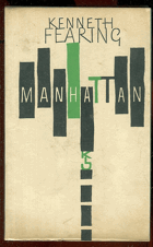 Fearing, Kenneth: Manhattan, 1964