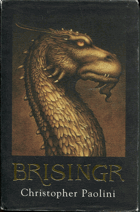 Paolini, Christopher: Brisingr - anglicky, 2008