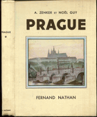 Guy, Noël: Prague Illustrations - Illustrations en couleurs de Zenker, 1938