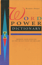 Word Power Dictionary, 1998